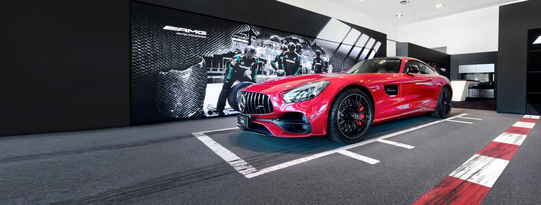 Mercedes-AMG.