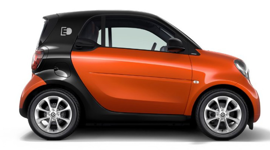 Smart Youngster Electric Drive Rossi Mercedes 3 Rossi S R L