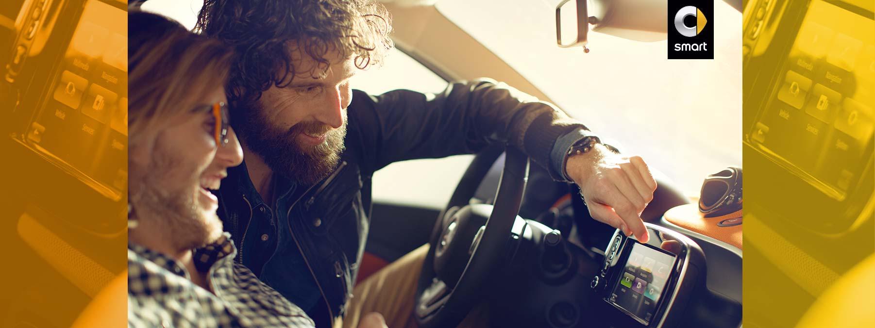 >> smart Media&Park. Tecnologia da guidare.