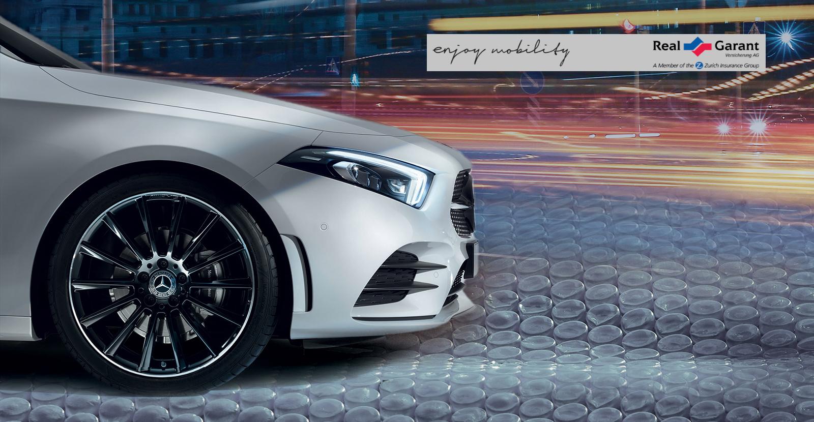 Assicurazione Pneumatici Mercedes