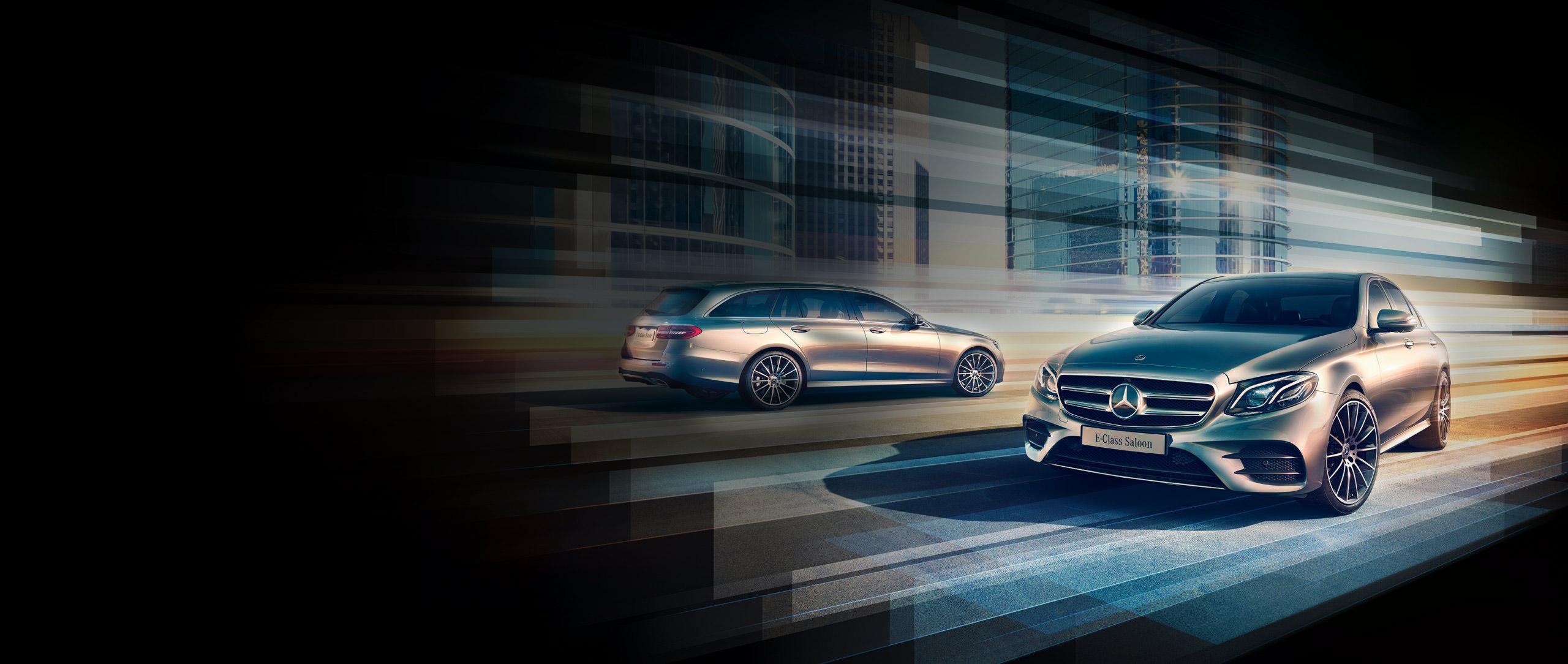 Nelle Concessionarie<br>Rossi Mercedes-Benz.
