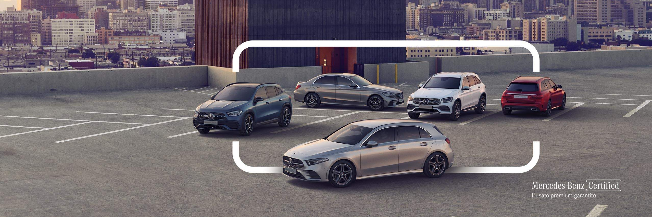 Mercedes-Benz Certified.